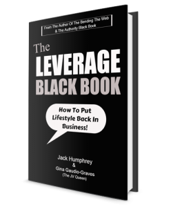 the leverage black book