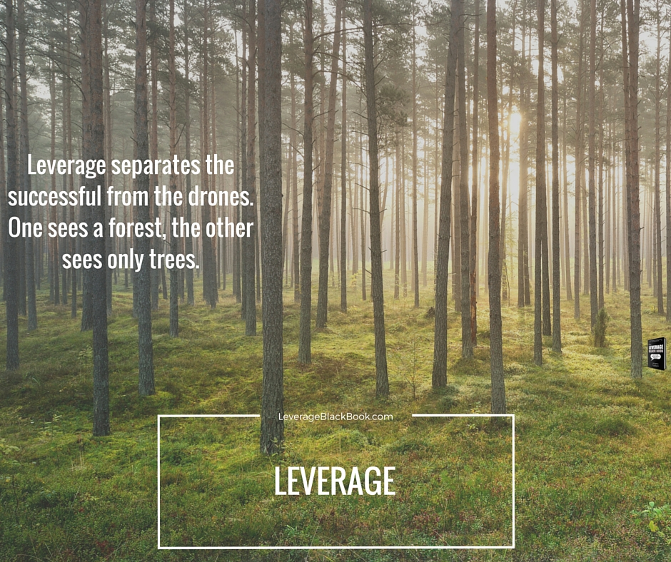 LEVERAGE-forest