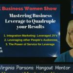 inspirational business women show